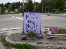 The Purple Dog House & Cafe